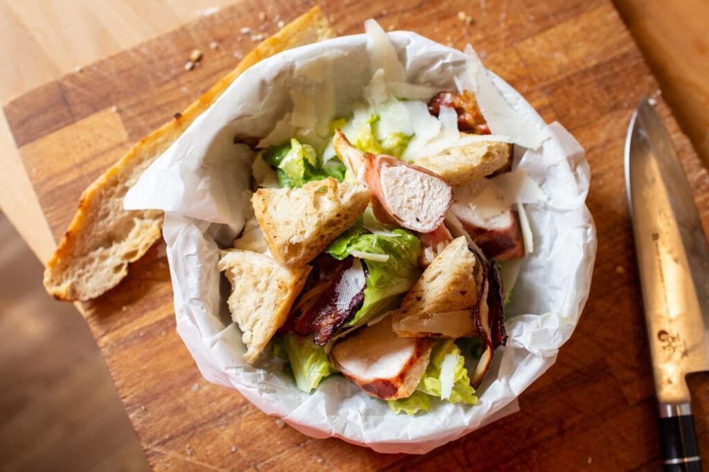 caesar salat s bobroty